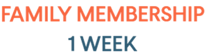 Picture of FAMILY MEMBERSHIP 1 WEEK