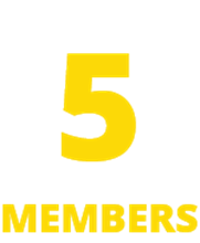 Picture of Family Membership for 5 Members | 12 Months